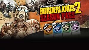 Borderlands 2 - Season Pass [Code Jeu Mac - Steam]