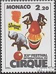 Gebiet: Monaco, Ausgabeanlass: 1986 Zirkusfestival, Titel: 1776 (kompl.Ausg.), Jahrgang: 1986,