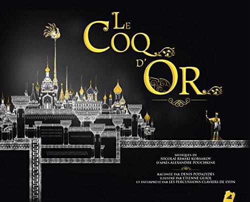 Le coq d'or (1CD audio) par Alexandre Pouchkine