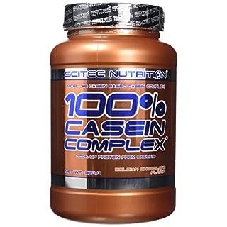 Scitec Nutrition 100% Casein Complex Protein Powder - 920 g, Belgian Chocolate