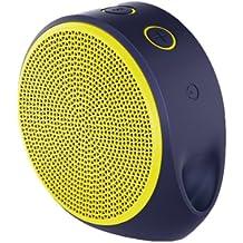 Logitech X100 Mobile Speaker Bluetooth, Yellow
