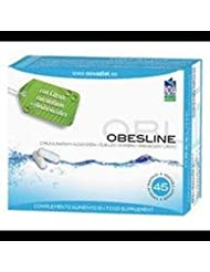 Novadiet Obesline Complemento Nutricional - 45 Cápsulas
