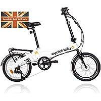 Cyclotricity - Cartera Plegable para Bicicleta eléctrica DE 30 ...