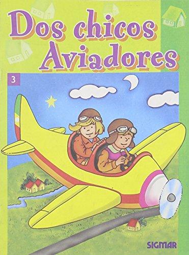 Dos chicos aviadores/Two Young Aviators (Habia un Vez/Once Upon a Time) por Duende
