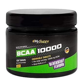 Mysupps BCAA 10000