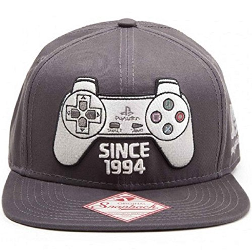 Playstation baseball Cap retro Controller since 1994 Nue offiziell Snapback (Cap Playstation)