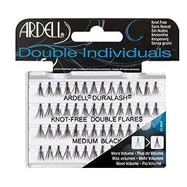 Ardell, Ciglia finte a ciuffi, lunghezza media, senza nodi