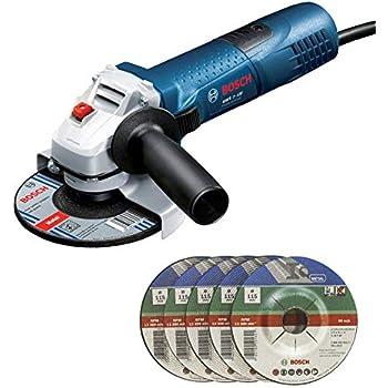 Bosch GWS 7-125 Professional Winkelschleifer 720 Watt im Karton