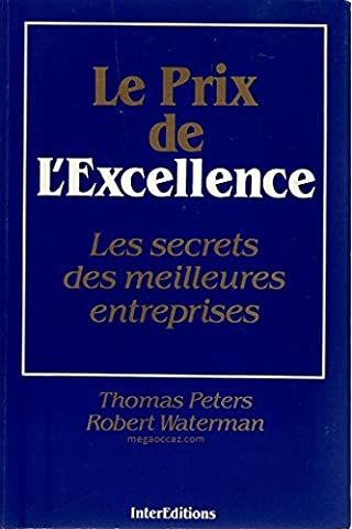 Le Prix De L Excellence Peters Waterman - le prix de l'excellence, les secrets des