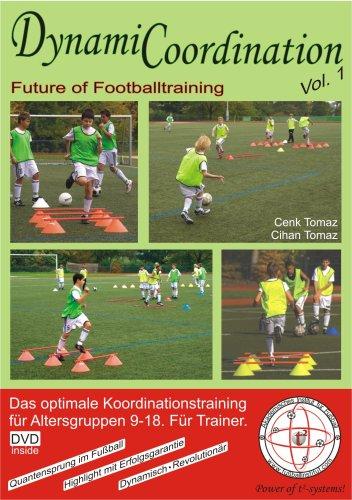 DynamiCoordination - Future of Footballtraining Vol. 1 [Interactive DVD]