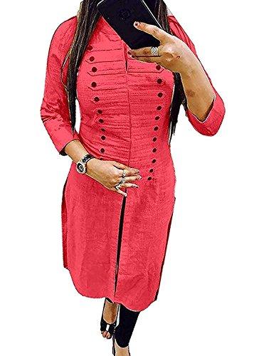 Harikrishnavilla Kurti Women's Clothing Kurti for Women Latest Designer Wear Kurti Collection...