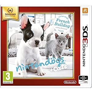 Nintendo Selects – Nintendogs + Cats (French Bulldog + New Friends) (Nintendo 3DS)