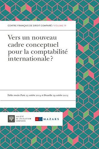 Vers un nouveau cadre conceptuel pour la comptabilité internationale ?