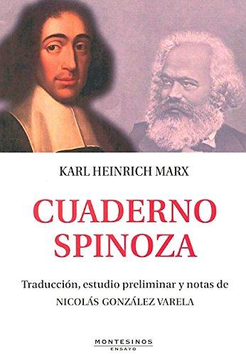 Cuaderno Spinoza (Ensayo) por Karl Heinrich Marx
