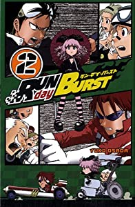 Run day Burst Edition simple Tome 2