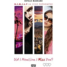 Did I Mention I Miss You ? (D.I.M.I.M.Y.) - tome 3