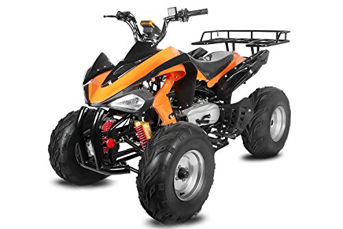 AKP Carbon 150cc Quad 10