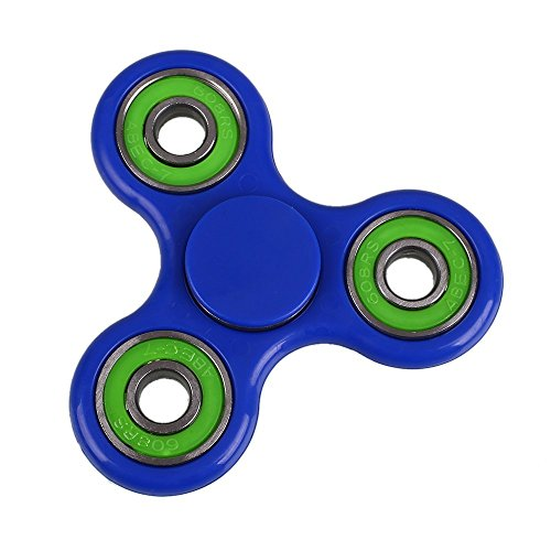 Tri Fidget Hand Finger Spinner Toy for Relieving Stress
