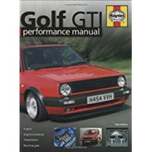Golf GTi Performance Manual (Haynes Performance Manual)