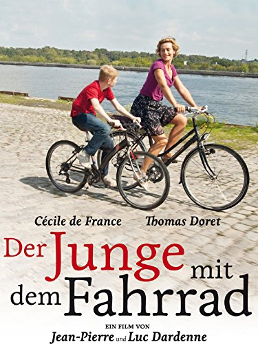 Der Junge mit dem Fahrrad