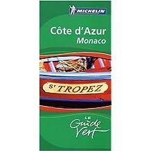 Cote D'Azur, Monaco (Guides Verts) by Anne Duqu??noy (2009-01-09)