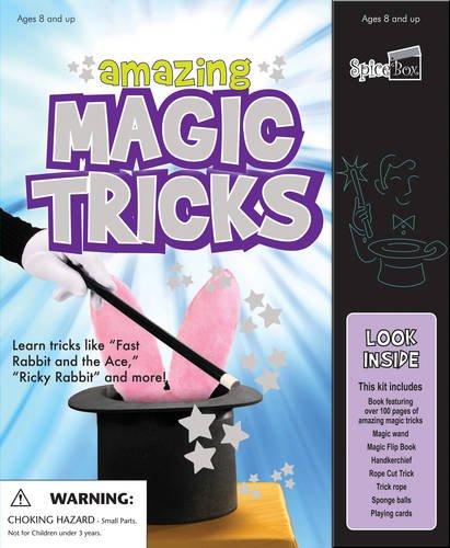 Kid Tricks, Kit Magic Amazing (Amazing Magic Tricks (Kits for Kids))