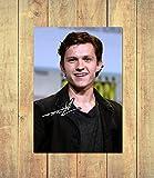 Star Prints Tom Holland - Spiderman 1 - High Gloss