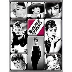 Nostalgic-Set de 9 piezas - Audrey Hepburn