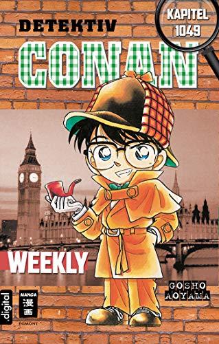 Detektiv Conan Weekly Kapitel 1049