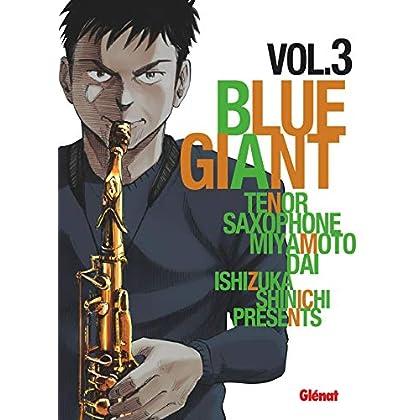 Blue Giant - Tome 03: Tenor saxophone - Miyamoto Dai
