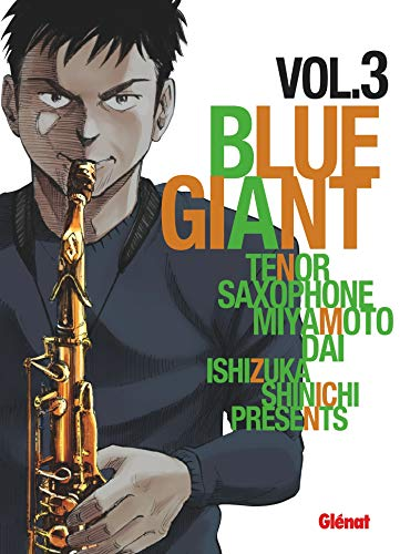 Blue Giant - Tenor saxophone | Miyamoto Dai Edition simple Tome 3