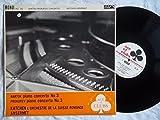 ACL 161 JULIUS KATCHEN Bartok / Prokofiev Piano Concerto 3 vinyl LP