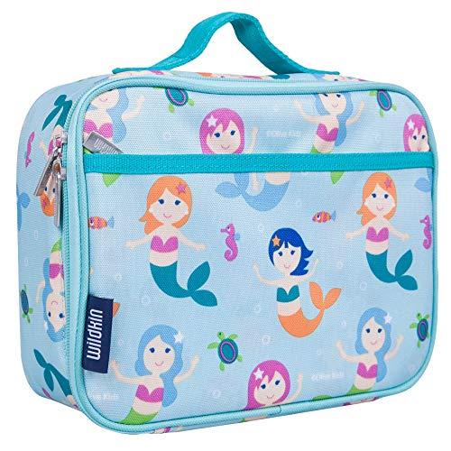 Wildkin Olive Kids Mermaids Lunch Box by Wildkin