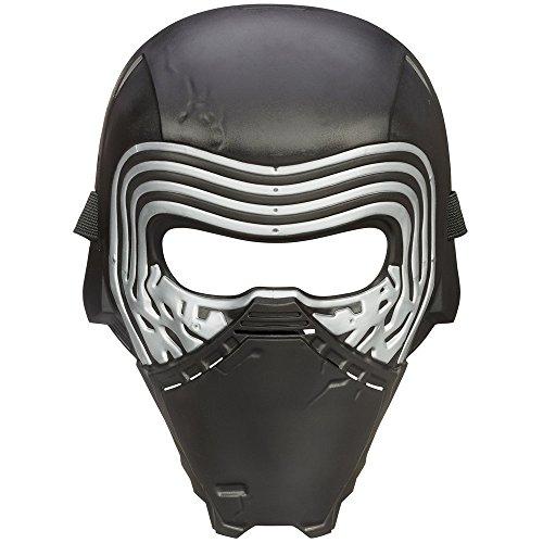 Kylo Ren Set bestehend aus Maske & elektrischem Lichtschwert, FX Laserschwert mit Licht & Sound - 3