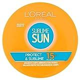 sublime sun protect & sublime unguento corpo spf 15 100 ml
