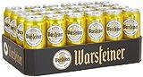 Warsteiner Radler Zitrone Dosenbier, erfrischendes Bier nach deutschem Reinheitsgebot, EINWEG (24 x 0,5 Liter)