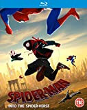 Spider-man Into The Spider-Verse [Blu-ray] [2018] [Region Free]