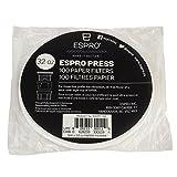 ESPRO 16406 100 Papier-Filter, Weiß