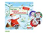 Carlsen Sing mal: Fröhliche Weihnachtslieder + gratis Kinder-Weihnachtssticker