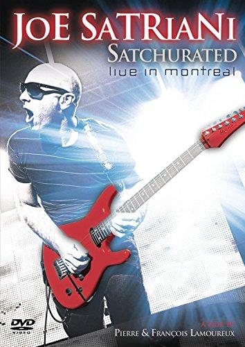 Joe Satriani - Satchurated - Live in Montreal
