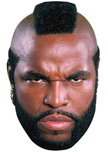 Mr T Wrestling Mask