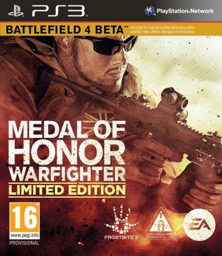 Medal of Honor: Warfighter - Limited Edition  [Importación segunda mano  Se entrega en toda España