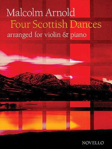 Malcolm Arnold: Four Scottish Dances Op.59 (Violin/Piano)
