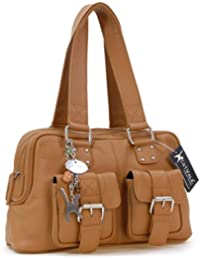 CATWALK COLLECTION - CAROLINE - Bolso - Cuero