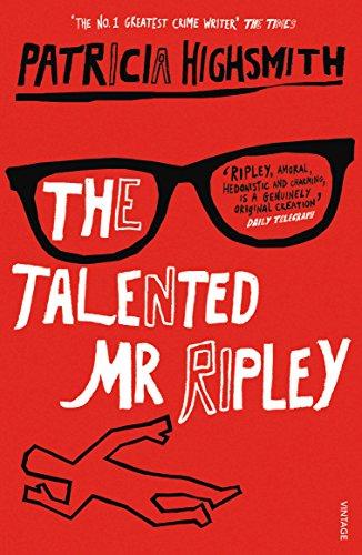 Buchseite und Rezensionen zu 'The Talented Mr Ripley' von Patricia Highsmith