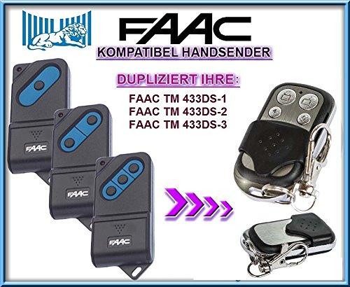 FAAC kompatibel handsender / klone TR-181