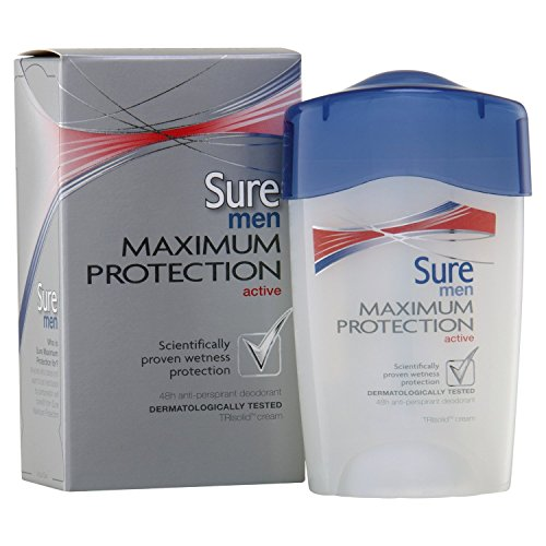 sure-men-maximum-protection-clean-scent-anti-perspirant-deodorant-cream-45-ml-pack-of-6
