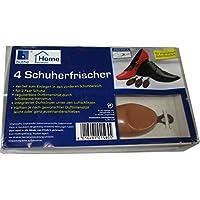 Schuherfrischer Schuhpflege Schuh-Duft 4er Pack preisvergleich bei billige-tabletten.eu