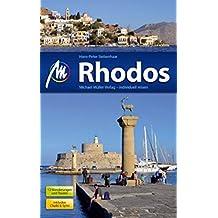 Rhodos: Reiseführer mit vielen praktischen Tipps.
