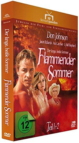 Bild von Flammender Sommer - Der lange, heiße Sommer (Fernsehjuwelen) [2 DVDs]